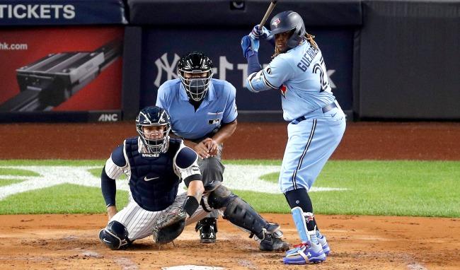 Vladimir Guerrero Jr Has Lost 32 Pounds Since 2020 MLB Season Began