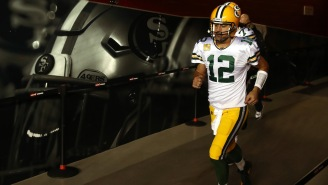 Aaron Rodgers To The 49ers? Chris Simms Thinks It Absolutely Needs To Happen Next Season
