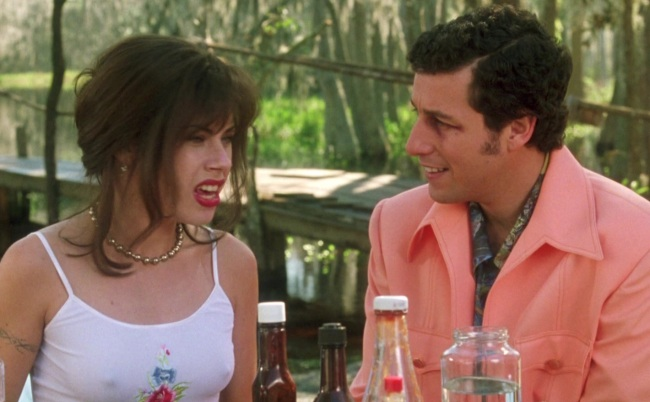 adam sandler movies love interests unrealistic