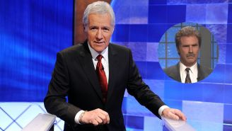"""While Alex Trebek """"Loved"""" Will Ferrell's Impression Of Him, It Wasn't His Favorite"""