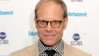 Food Network's Alton Brown Either Got Hacked Or Is Absolutely Losing His Mind On Twitter Before The Presidential Election