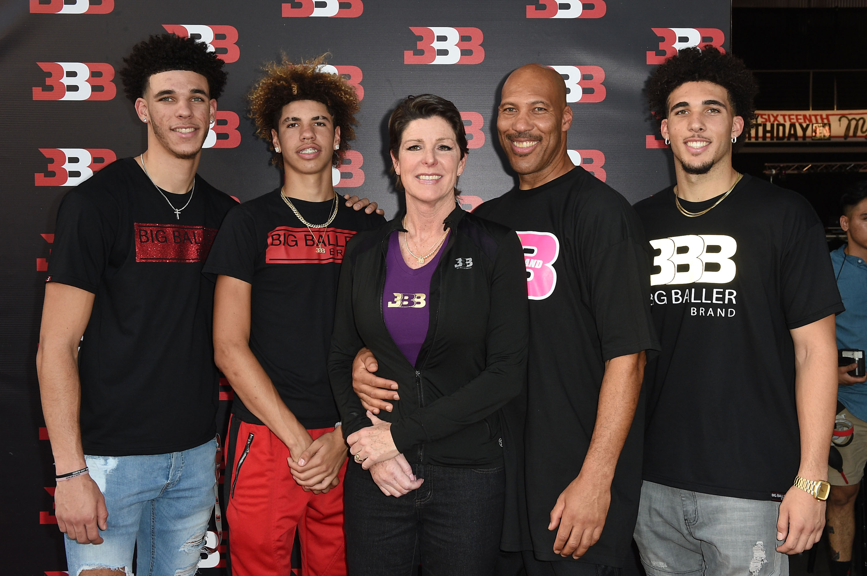 The crazy way LaVar Ball potty trained all his kids by 10 months
