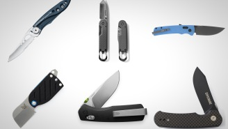 6 Of The Best Pocket Knives You Can Ask Santa For This Year