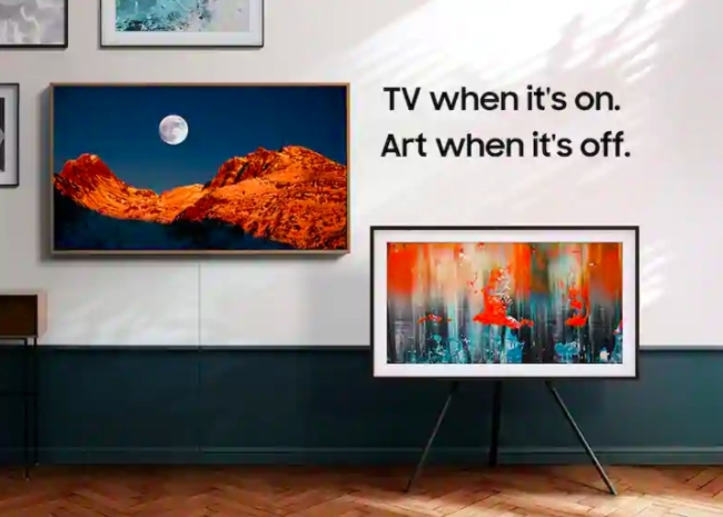 Samsung The Frame QLED TV