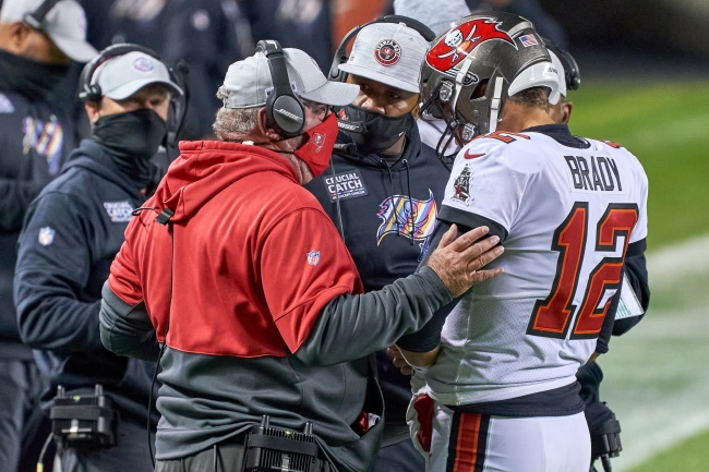 ESPN's Dan Graziano reports that there's growing tension between Tom Brady and Bruce Arians on the Buccaneers amidst struggles