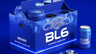 Bud Light Enters Console Wars With A Gaming System That Keeps Your Beers Cold – For $80,000!