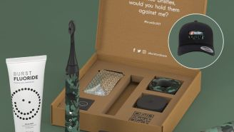 Support Our Troops With BURST's Limited Edition Call of Duty Endowment (C.O.D.E.) Toothbrush