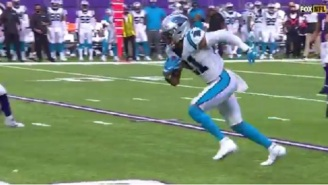 Panthers' Jeremy Chinn Amazingly Scores Back-To-Back Fumble Recovery TD's In A Minute