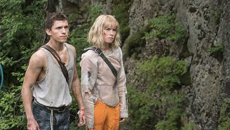Here's The First Trailer For 'Chaos Walking', A Sci-Fi Thriller Filmed Back In 2017(!)