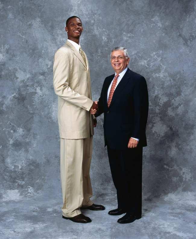 Chris Bosh NBA Draft