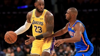Kendrick Perkins Has A Strong Belief That Chris Paul To The Lakers Is All But A Certainty