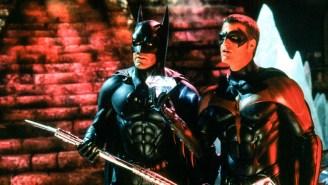 George Clooney Also Thinks His Batman Sucks
