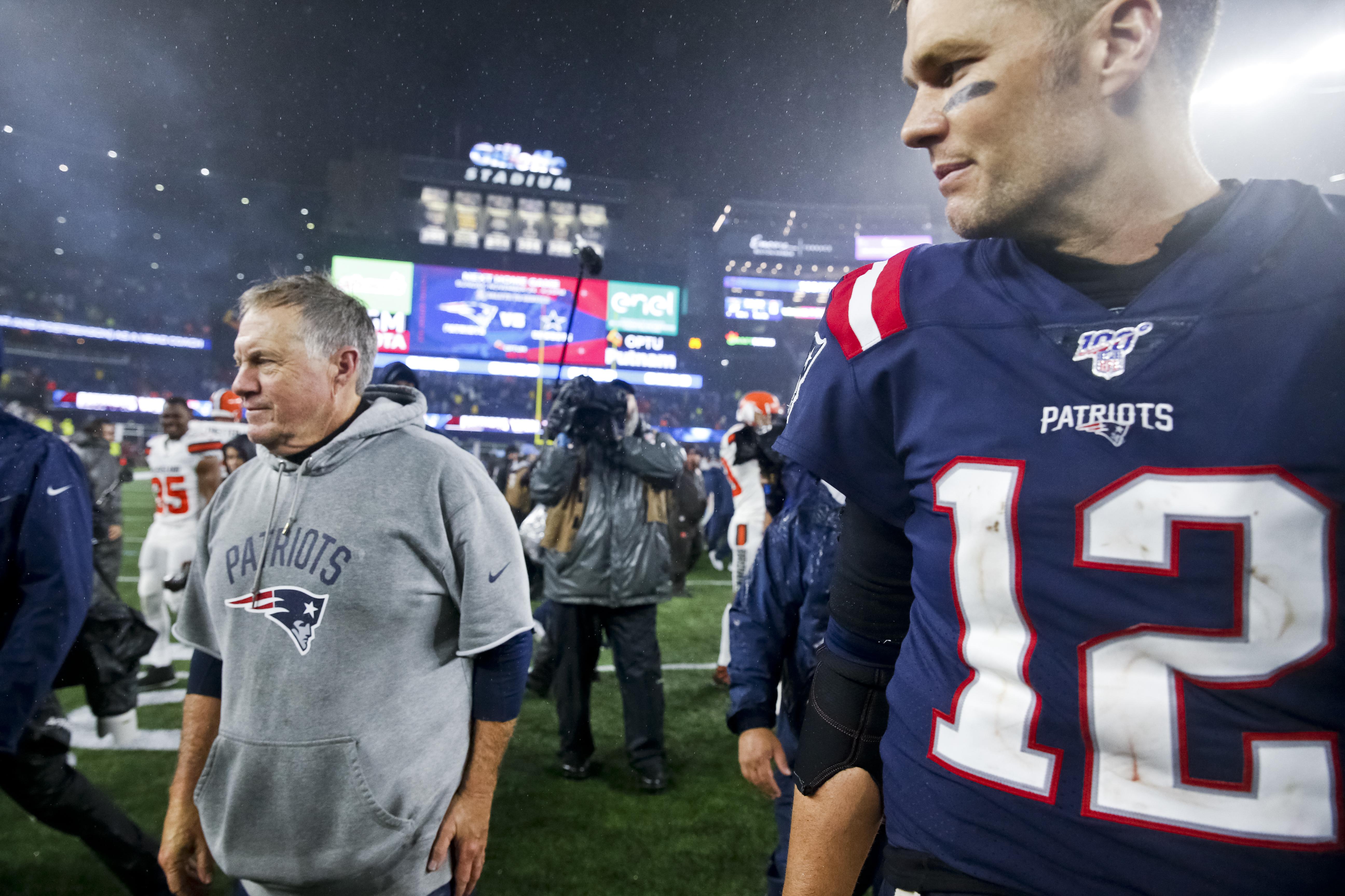 Colin Cowherd Thinks Tom Brady 'Never Felt Like Boston' During His ...