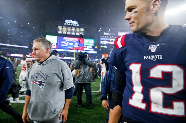 FS1's Colin Cowherd somehow thinks Tom Brady didn't embody the city of Boston during his time with the New England Patriots