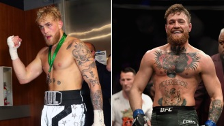 Jake Paul Calls Out Conor McGregor After Viciously Knocking Out Nate Robinson