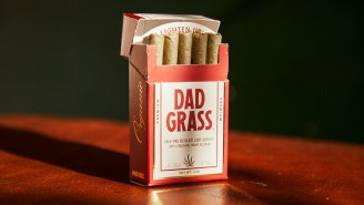 Father's Day – Pre-Rolled CBD 'Dad Grass' Joints For Taking The Edge Off Without THC