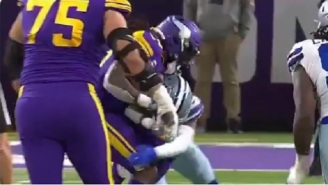 Vikings Dalvin Cook Shaken Up After Getting Laid Out By Big Hit From Cowboys' Donovan Wilson