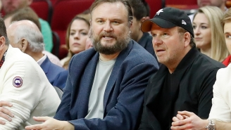 Prior To Joining 76ers, Daryl Morey Was Being Poached By NFL Team To Lead Their Front Office