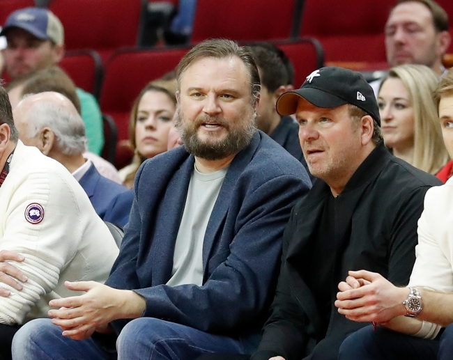 Daryl Morey details how some NFL teams were poaching him to lead their front office prior to him joining the 76ers