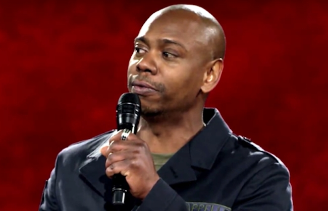 Netflix removes 'Chappelle's Show' after Dave's big Instagram reveal