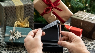 A Personalized Gift From Deejo Knives Is The Best Stocking Stuffer For The Man Who Values Craftsmanship