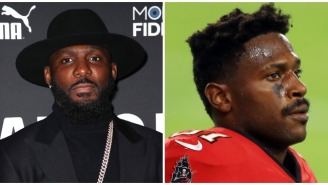 Dez Bryant Calls Out ESPN Reporter For Reporting Antonio Brown Allegations—Which Is, By Definition, Her Job