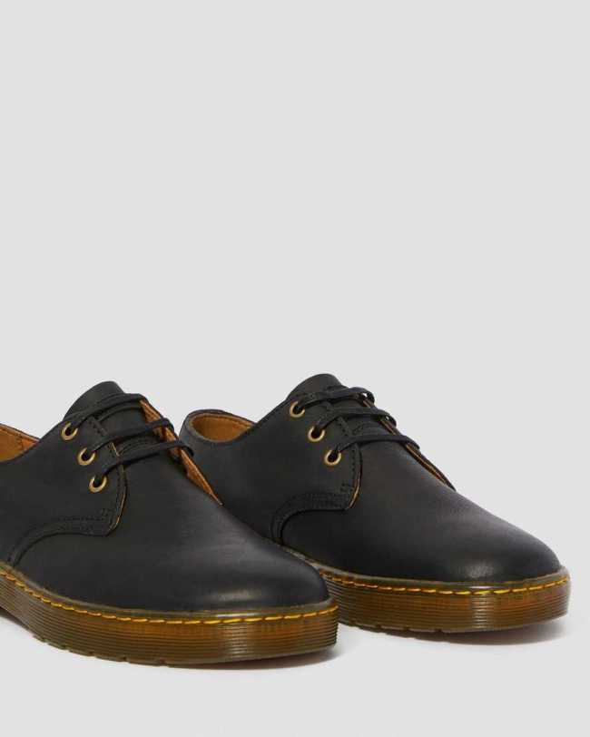 Doc Martens Coronado Men's Wyoming Leather Casual Shoes