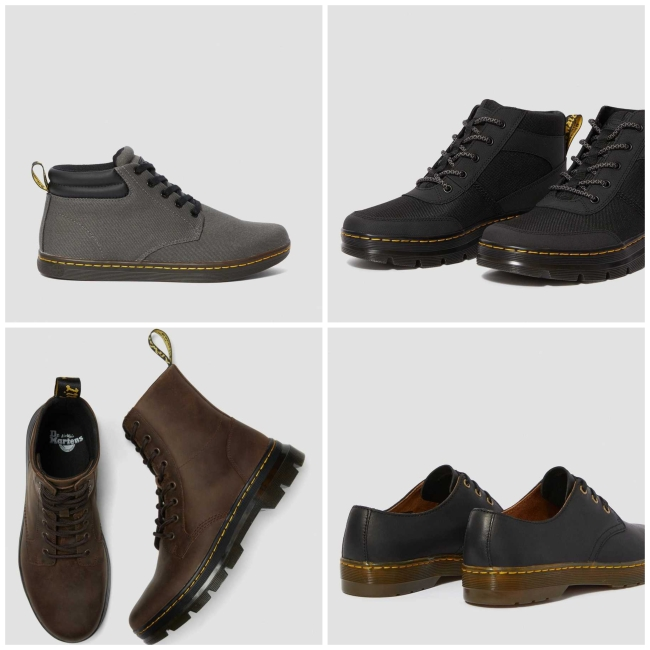 Dr Martens boots for men