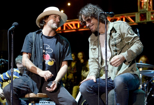 Pearl Jam frontman Eddie Vedder reveals his struggles with Chris Cornell's suicide over three years later