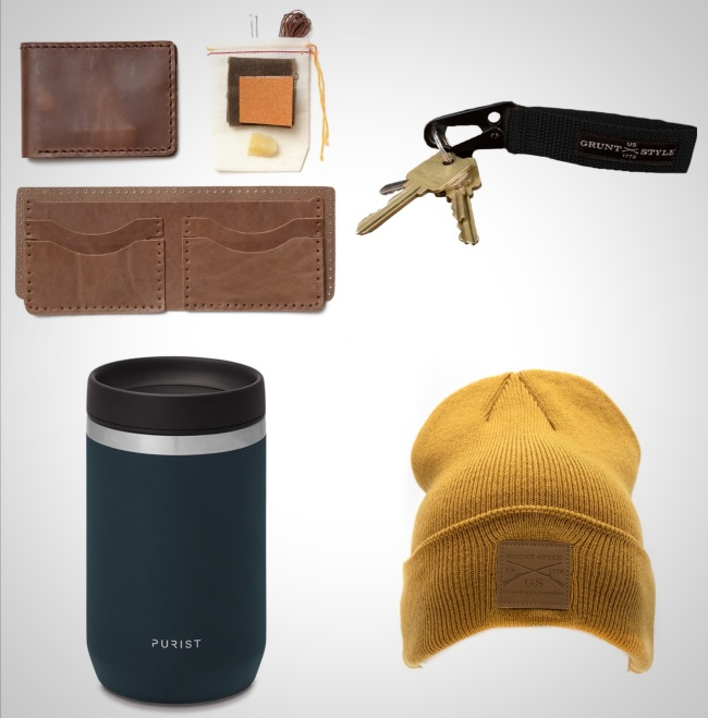 everyday carry essentials holiday wishlist
