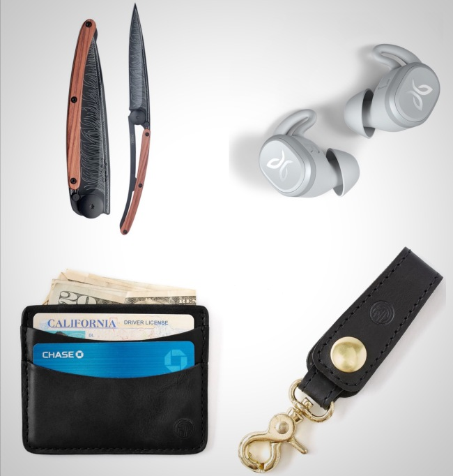 everyday carry essentials Christmas gift ideas
