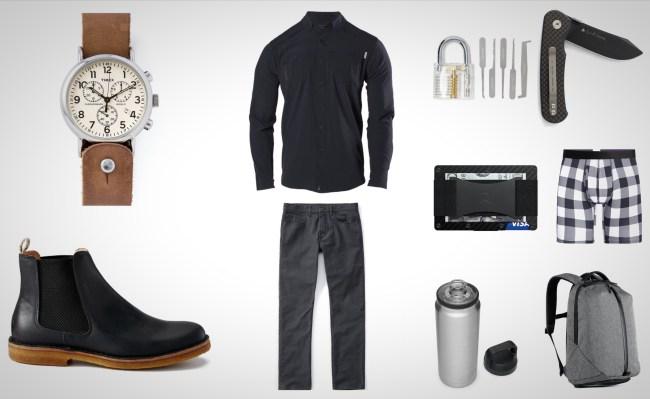 everyday carry essentials holiday wish list
