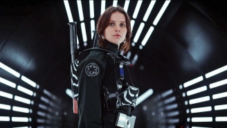 'Rogue One' Star Felicity Jones Seems To Be Seriously Down For A Return