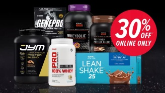 GNC Cyber Weekend Sale – 30% Off Site Wide To Stock Up On Protein + Supplements