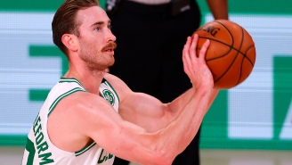 Twitter Absolutely Crushed Gordon Hayward For Turning Down His $34.2 Million Player Option With Celtics