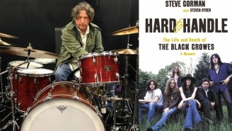 Hard to Handle: Black Crowes Founding Drummer Steve Gorman on The Load Out Podcast