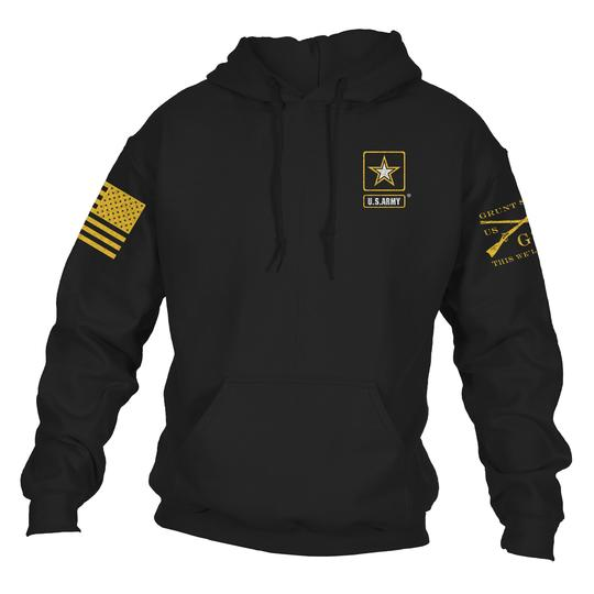 Grunt Style Army Basic Hoodie