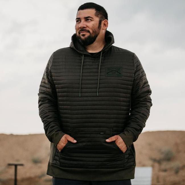 Grunt Style insulated hoodies and beanies for the winter