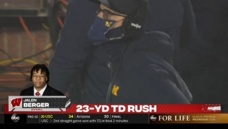 Fans Rip Jim Harbaugh Too Shreds Over Michigan's Embarrassing Loss To Wisconsin