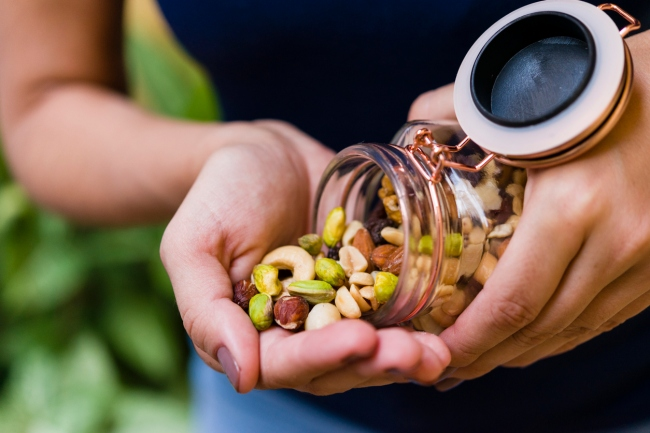 Researchers in Spain say adding nuts to the mix can play a key role in keeping men fertile.