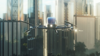 This Flying Car Going From The Road To The Sky Is The First Thing I'm Buying When I Win The Powerball