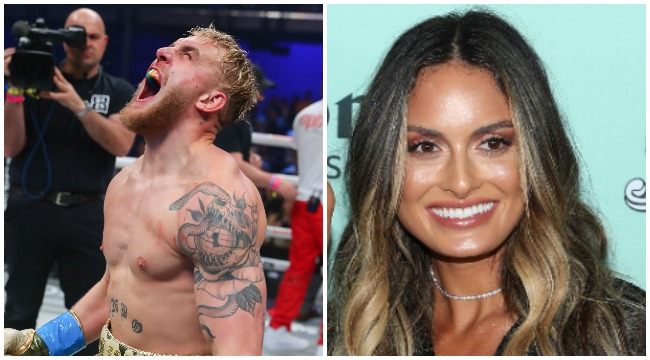 Jake Paul owes his boxing win to a change in the bedroom
