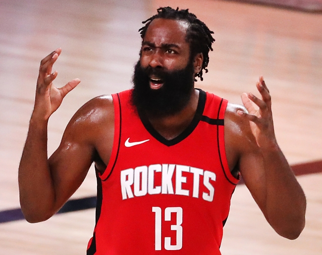 NBA fans are going crazy over James Harden's mysterious Instagram post