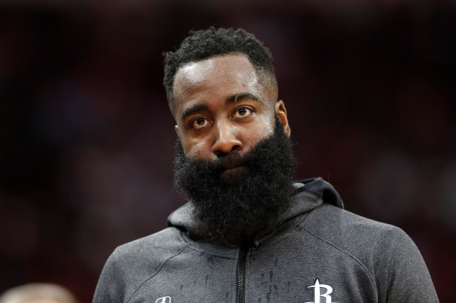 The James Harden trade rumors are preventing some sportsbooks from taking bets on Nets and Rockets from sports gamblers