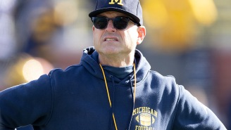 One Of Jim Harbaugh's Personal Goals For 2021 Is To 'Not Be Scared Of Being Fired'