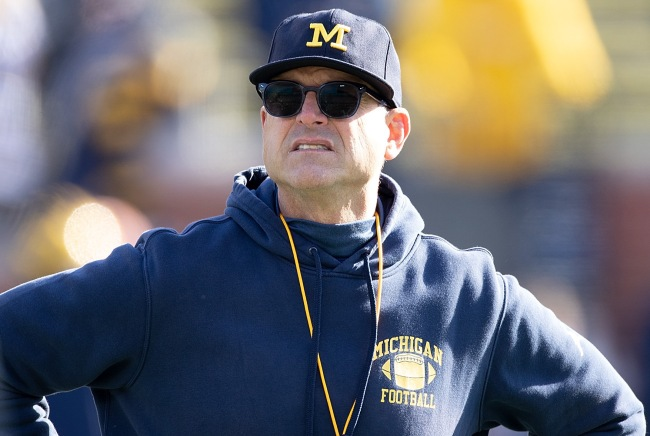 jim harbaugh goals for 2021