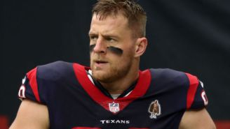 J.J. Watt Announces That He's Signing With The Cardinals