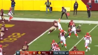 Chase Young Absolutely Destroys Joe Burrow With Bone-Crushing Hit As The Top Two Draft Picks Of 2020 NFL Draft Meet For The First Time