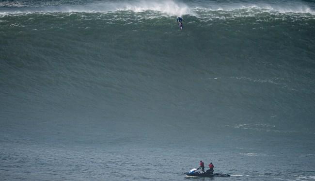 Kai Lenny Big wave Surfing