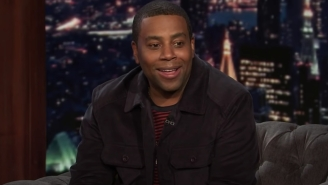 Kenan Thompson Talks About How Tracy Morgan Took Him Under His Wing At 'SNL' With A TGI Friday's Lunch In Time's Square